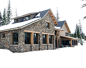 Mountain Retreat Exterior